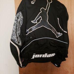 Jordan motorcycle jacket
